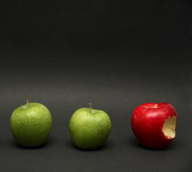 Wie Sie aufhören, sich mit anderen zu vergleichen