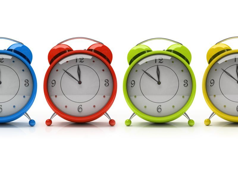Wie verschaffen Sie sich mehr Zeit?