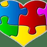 Herz Puzzle - das schönste Herz - Michael Tomoff und Fehler